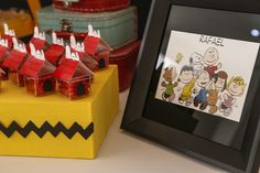 Tema de festa: Snoopy - Crescer | Temas