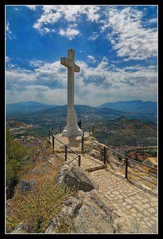 Monte de Santa Tecla, Galicia Spanish Sides, The Camino, Pamplona, Pilgrimage, Crosses, Travel Inspiration, Scenery, Spain, Traveling