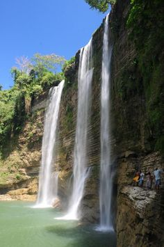 Niludhan Falls in Bayawan City, Negros Oriental! Beautiful place...