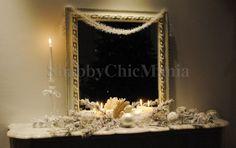 Shabby Chic Mania by Grazia Maiolino Cottage Chic, Shabby Chic, Mirror, Inspiration, Home Decor, Chic, Homemade Home Decor, Biblical Inspiration, Chalet Chic