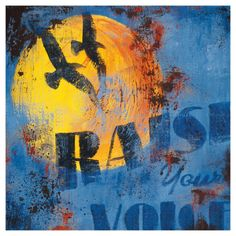 Raise Your Voice Giclee Print by Rodney White at AllPosters.com