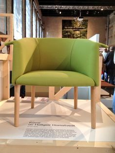 #Kavai chair, design #Hallgeir Homstvedt, from #LK Hjelle.