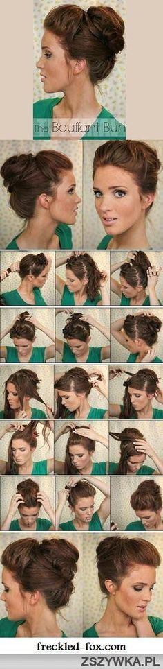 Agh! I wish I could get my hair to do this. But alas, it will never happen lol :P