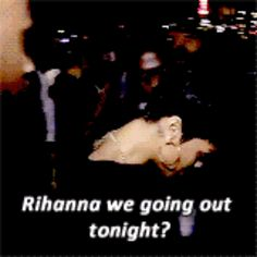 When a paparazzo tried to pick her up: | 19 Times Rihanna Threw All The Shade