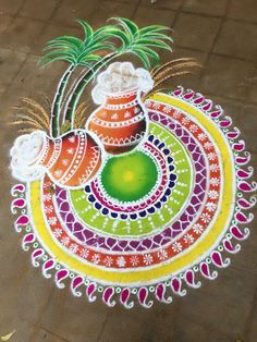 Latest Rangoli Designs for Diwali Browse over Ideas & Images on rangoli design for Diwali festival. Diwali is never complete without rangoli colours. 3d Rangoli, Rangoli Photos, Rangoli Colours, Rangoli Patterns, Rangoli Ideas, Rangoli Designs Diwali, Easy Rangoli, Simple Rangoli Designs Images, Rangoli Designs Latest