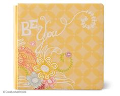 www.mycmsite.com/sites/mistyh    Be You 12x12 Coverset from Creative Memories #scrapbooking