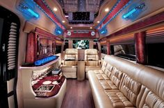 Midwest Automotive Designs specializes in designing and building luxury custom Mercedes-Benz Sprinter van conversions. Limousine Interior, Limousine Car, Benz Sprinter, Mercedes Sprinter, Jets Privés De Luxe, Jet Privé, Custom Mercedes, Ram Van, Luxury Van