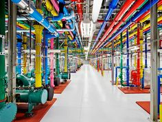 Google Data centers from around the world