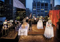 New York - an amazing rooftop party in midtown Manhattan. Find out more and plan your trip here: http://bit.ly/1drs06p