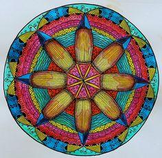 Mandala Jan 20, 2012 - RuthArt