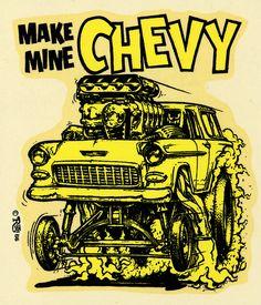 chevy art