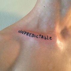 The Best Collar Bone Tattoos for Men #TattooIdeasForGuys