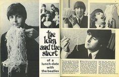 Correva l'anno 1965: il 27 e il 28 giugno i Beatles vennero a Roma e in 2 giorni e 4 concerti sconvolsero la Capitale. All'Adriano c'era talmente tanto pubblico elettrizzato da far temere per l'ordine pubblico: ordine che fu finalmente disordinato per contribuire a far della città un luogo meno vecchio culturalmente (non solo musicale!).