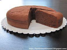 chocolate and hazelnut cake gluten free    Torta cioccolato e nocciole senza glutine