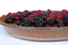 Summer Berry Pie | Annie's Eats