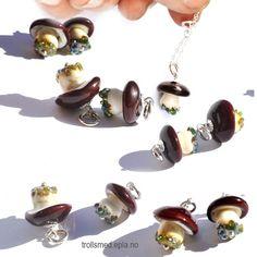 Steinsopp - halssmykke i sølv Charmed, Bracelets, Jewelry, Fashion, Moda, Jewlery, Jewerly, Fashion Styles, Schmuck