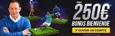 Bonus de 50€ sur la partie sport chez Genybet.   > http://wallabet.fr/bookmakers/genybet-2/bonus-genybet/