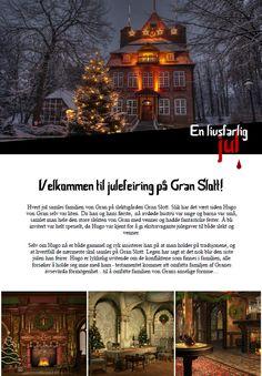 """""""En livsfarlig jul"""" er en intrikat, morsom og enkelt gjennomførbar mordgåte. Mordgåten krever ingen utkledning eller skuespillerinnsats av gjestene, men er et passe vrient mysterie som alle, uansett antall gjester, kan være med og løse. Man kan velge å dele opp gjestene i par eller lag som sammen løser mordgåten Grape Vines, Poster, Barn, Christmas Truce, Yard Haunt, Celebration, Xmas, Trim Board, Funny Stuff"""