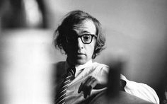 Woody Allen. He makes me laugh.