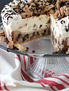 17 Indulgent Ice Cream Cakes for Your Labor Day Bash via Brit + Co