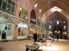 Kushan Bazaar, Iran