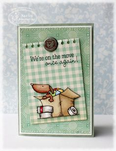 Peppermint Patty's Papercraft: There she goes again!