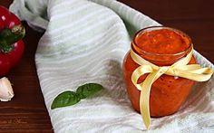 Pesto di peperoni |Pesto fatto in casa