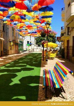 Águeda, Portugal - FunSubstance.com