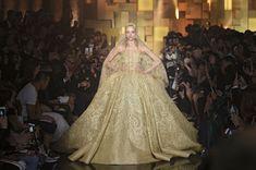 elie saab bridal paris runway finale dress http://itgirlweddings.com/fallwinter-2015-2016-paris-haute-couture-bridal-runways/