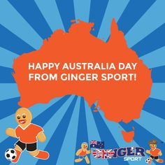 We hope everyone is having a great public holiday and celebrating the freedoms we enjoy so much in this wonderful country. We would like to acknowledge the Traditional Owners of the land on which we play and pay our respects to Elders past and present.  #beautifulaustralia #proudtobeaustralian #gingersport #jojo #happyausday #happyaustraliaday