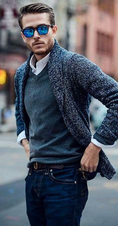 Fashion Outfits: 50 Trendy Fall Fashion Outfits for Men to stylize . Fashion Mode, Fall Fashion Outfits, Mode Outfits, Winter Outfits, Fashion Ideas, Style Fashion, Fashion 2017, Travel Outfits, Winter Clothes