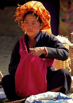 Market. Myanmar