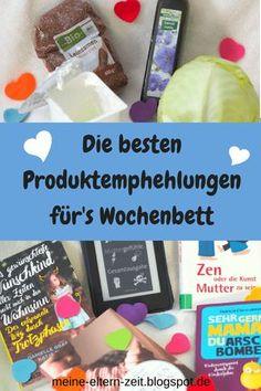Produkte und Ideen, die mir als Mama wirklich im Wochenbett geholfen haben #Wochenbett #Produktempfehlungen