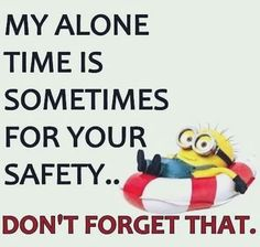 For your safety!
