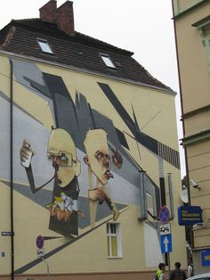 walls by Przemek Blejzyk, via Behance