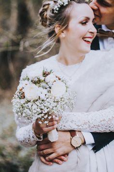 ANNA&LISA pure und emotionale Fotografie mit Art&Flower Braunschweig #winterwedding #winter #lovely #brautstrauß #artandflower #annaundlisa #white #wedding #weddingflowers #bride #groom