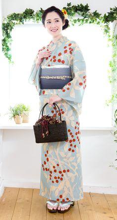 Yukata. Yukata is summer kimono.