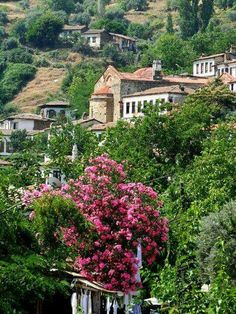 Izmir, Turkey Şirince