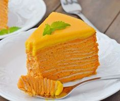 Топ-10 необыкновенных рецептов с тыквой Easy Snacks, Easy Desserts, Healthy Desserts, Delicious Desserts, Dessert Recipes, Cake Recipes, Yummy Food, Pumpkin Dishes, Veg Dishes