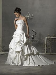 Dave and Bridal Wedding Dress