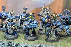 Thousand Sons  http://www.tinyarmies.org/en/2015/07/23/thousand-sons/