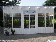 Trädgårdsplank - Hemma hos Don-T Pergola, Villa, Outdoor Structures, Garden, Outdoor Decor, House, Home Decor, Compact, Garten