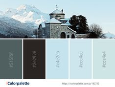 Color Palette Ideas from Winter Snow Sky Image Green Colour Palette, Green Colors, Colours, Sky Images, Winter Sky, Winter Images, Find Color, Colour Board, Winter Colors