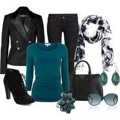Lookbook: tsvetotip Deep Winter: hair color, clothes, palette makeup