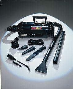 Metro Vacuum Datavac 2 Cleaning System