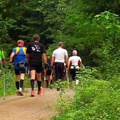 Nordic Walking WM in Roding | TVA