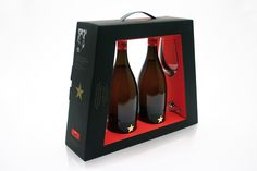 Packaging of the World: Creative Package Design Archive and Gallery: Estrella Damm Inedit (buen concepto)