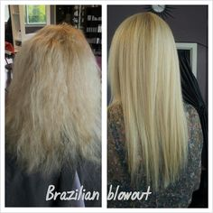 before and after keratin smoothing treatment coppola