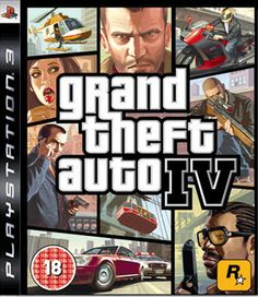 Grand Theft Auto IV -- Greatest Hits (Sony PlayStation for sale online San Andreas, Grand Theft Auto, Ps3 Games, Playstation Games, Call Of Duty, Wii, Gta 4, Riot Points, Frases