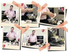 Ádám lépésről lépésre elmagyarázta, hogyan lehet sokáig friss karácsonyi édességet készíteni